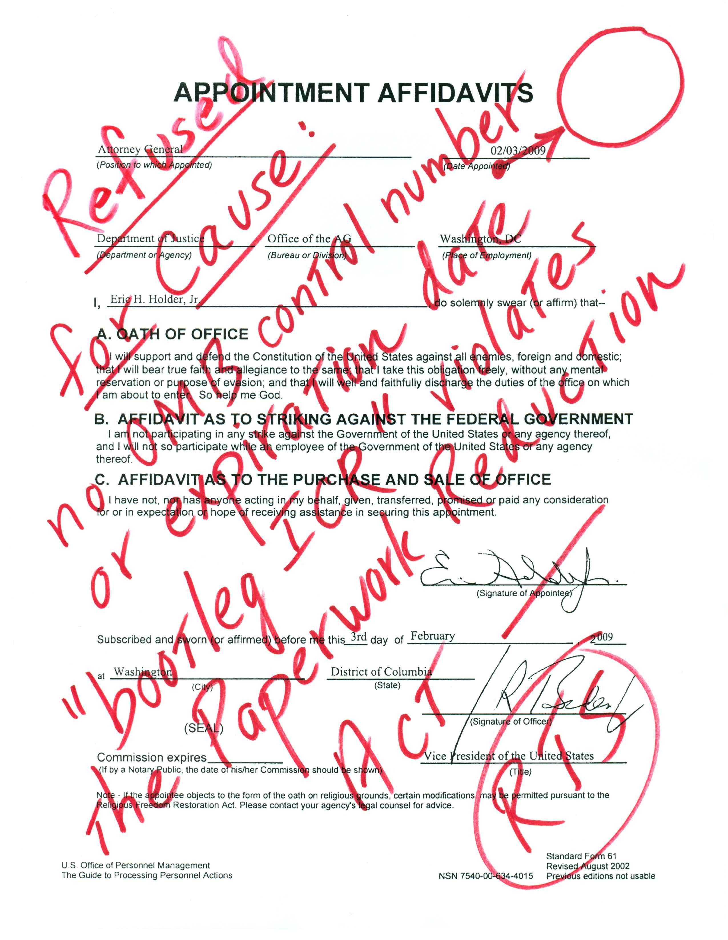 public notice major admission by omb org cc sebelius holder letter 2010 06 09 affidavit gif