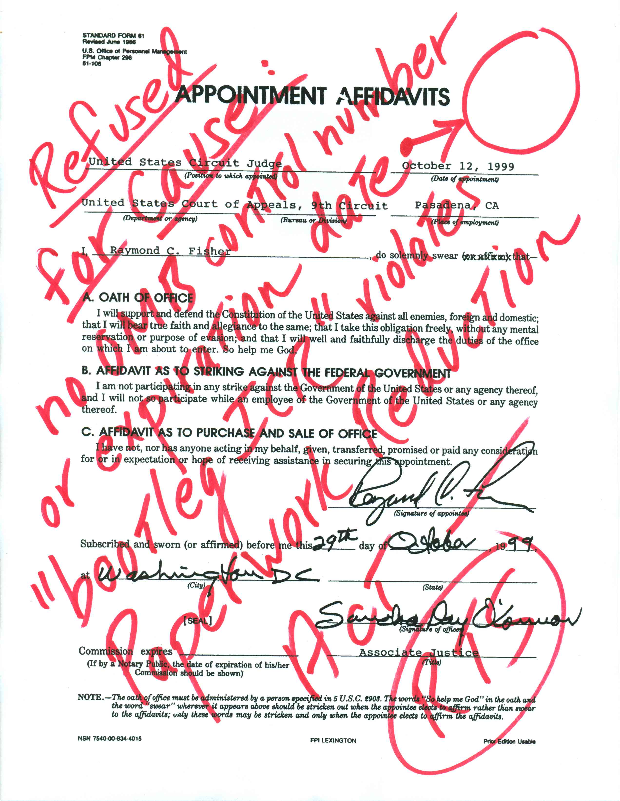 statement of qualifications state of california sample